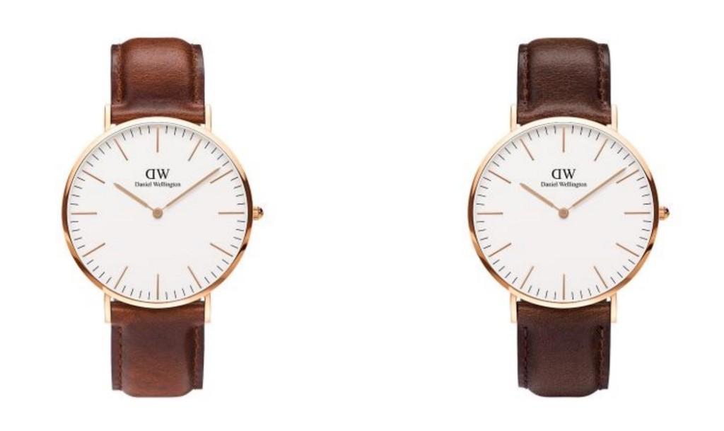 wellington orologio uomo