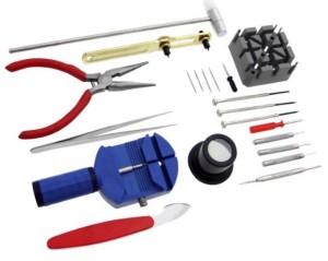set-per-riparare-orologi-polso