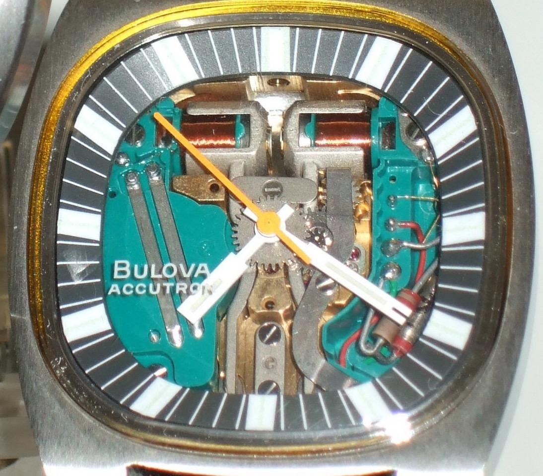 bulova accutron vintage
