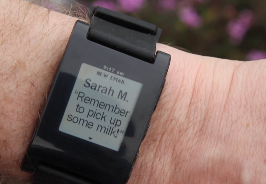 smartwatch autonomia batteria